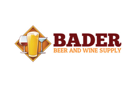 bader beer and wine logo